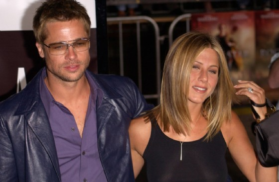 Brad Pitt e Jennifer Aniston ai bei tempi (© Featureflash Photo Agency | shutterstock.com)