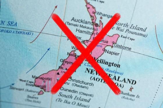 La Nuova Zelanda non esiste, per la polizia del Kazakistan (© Victor Maschek |  shutterstock.com)