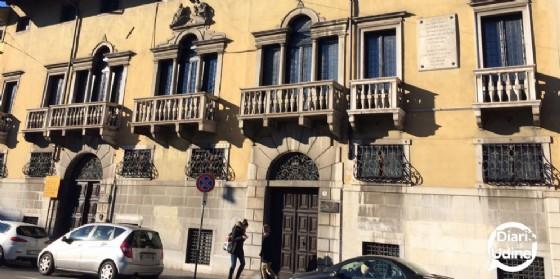 Palazzo del Torso a Udine (© Diario di Udine)