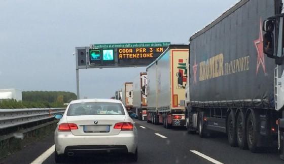 Autostrada senza tregua: ancora incidenti (© Diario di Udine)