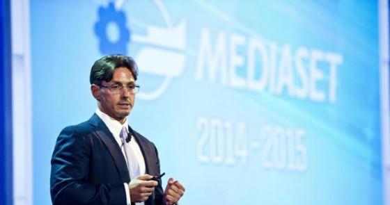 Vivendi controlla il 12.32% di Mediaset. Boom in Borsa di Mediaset (© ANSA)