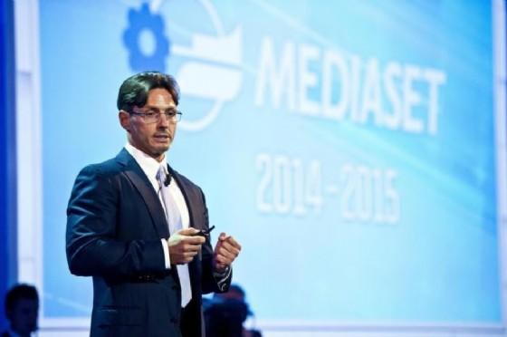 Vivendi controlla il 12.32% di Mediaset. Boom in Borsa di Mediaset