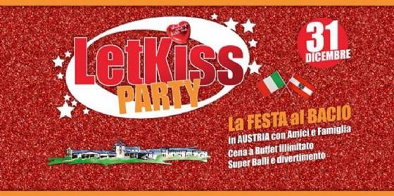 Letkiss Party: la festa al bacio per la tua notte di San Silvestro (© Ceghedaccio)