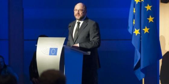 Il presidente uscente del Parlamento europeo Martin Schulz. (© Roman Yanushevsky / Shutterstock.com)