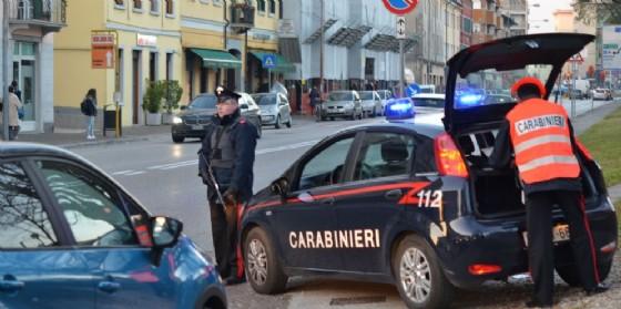 Intensificati i controlli dei carabinieri (© Carabinieri)