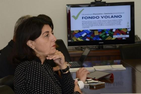 L'assessore Santoro (© Regione Friuli Venezia Giulia)