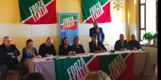 L'incontro di Forza Italia a Villa Manin (© Riccardi)