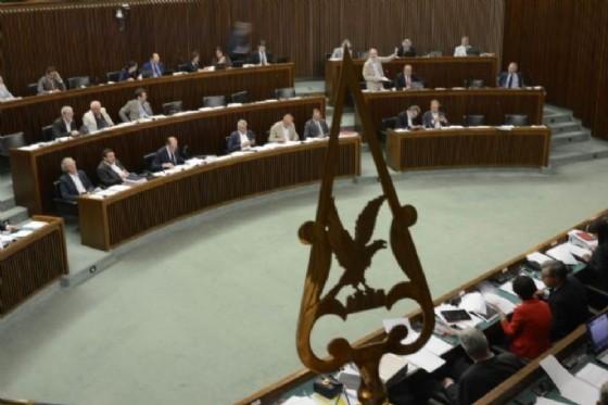 Sessione della Giunta regionale in corso