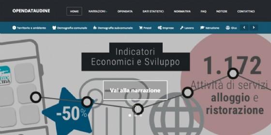 Open data: inaugurato il nuovo portale del Comune di Udine (© Comune di Udine)