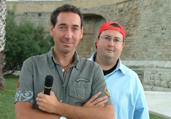 Mingo e Fabio (© Mediaset)