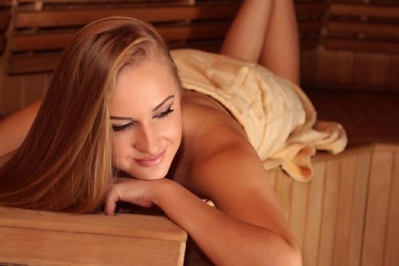 I benefici della sauna (© Janna Golovacheva | Shutterstock)