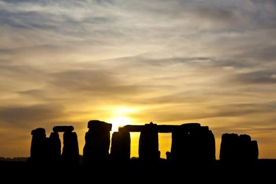 Solstizio d'inverno a Stonehenge (© Berzina | shutterstock.com)