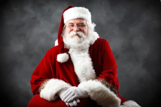 Babbo Natale è ritenuto affidabile quanto i medici (© Aldo Risolvo | shutterstock.com)