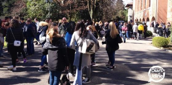 Si mettono in sicurezza le scuole per gli studenti del Fvg (© Diaro di Udine)