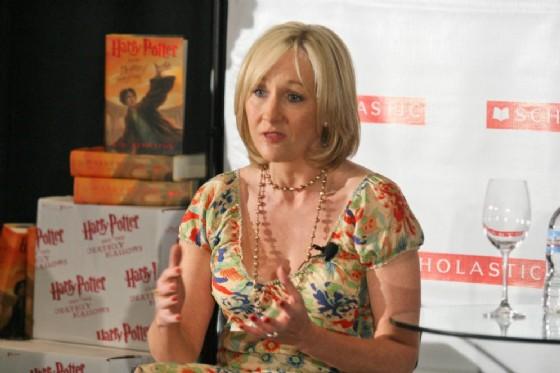 J K Rowling (© s_bukley | shutterstock.com)