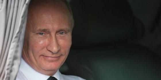Il presidente russo Vladimir Putin. (© Frederic Legrand COMEO / Shutterstock.com)