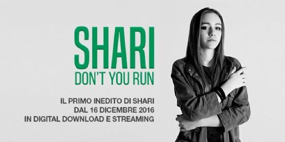 Online il videoclip di Shari (© Shari)