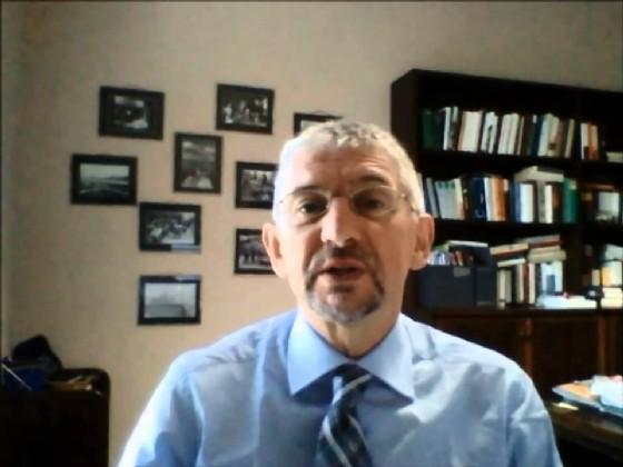 Il giornalista Fulvio Scaglione, esperto di geopolitica