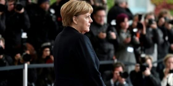 La cancelliera tedesca Angela Merkel. (© John MacDougall (AFP/File))