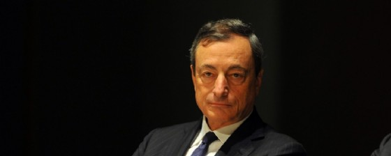 Il governatore centrale, Mario Draghi. (© Miqu77 | Shutterstock.com)