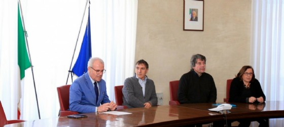 Lorenzo Giorgi, Piero Camber, Fabio Lorenzut, Romana Meula
