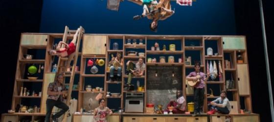 """Lo spettacolo """"Cuisine & confessions"""" (© Teatro Rossetti)"""