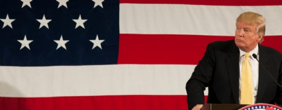 Il neo presidente americano, Donald Trump. (© Shutterstock.com)