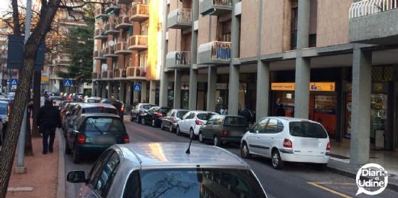Viale Ungheria a Udine (© Diario di Udine)