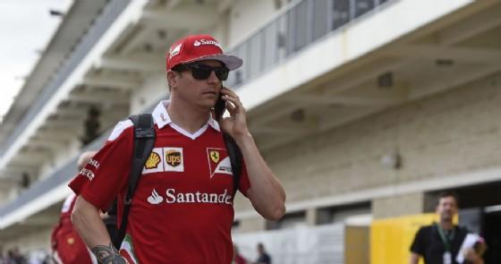 Kimi Raikkonen (© Ferrari)