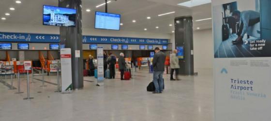 L'aeroporto di Ronchi dei Legionari (© Regione Friuli Venezia Giulia)