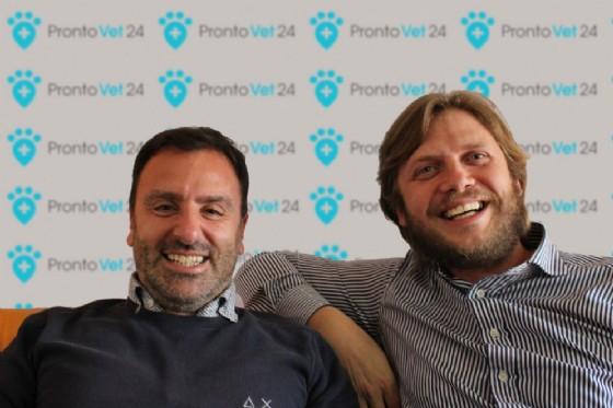 I fondatori di ProntoVet24 (© ProntoVet24)