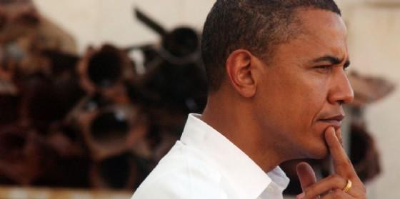 Il presidente uscente Usa Barack Obama.