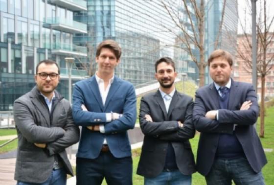 Il team di DynamiTick (© DynamiTick)