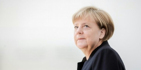 La cancelliera tedesca Angela Merkel. (© POOL/AFP/File)