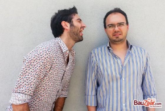 I fondatori di Bauzaar (© Bauzaar)