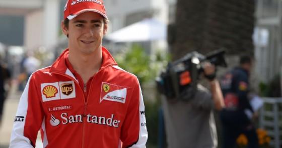 Esteban Gutierrez (© Ferrari)