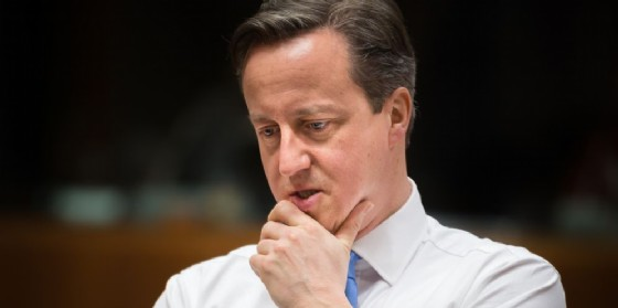 L'ex primo ministro inglese David Cameron. (© Drop of Light / Shutterstock.com)