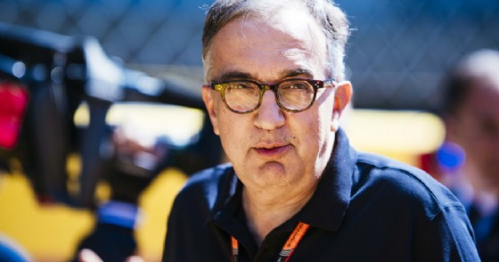 Il presidente Sergio Marchionne (© Ferrari)