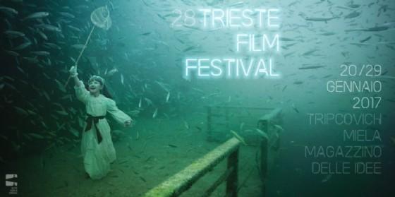 Locandina del 28esimo Trieste Filmfestival (© Trieste Filmfestival)