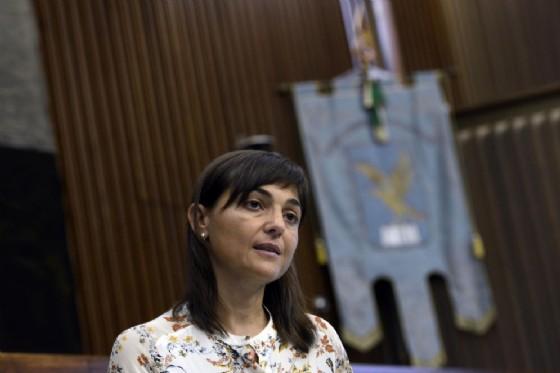 La presidente del Friuli Venezia Giulia, Debora Serracchiani (© Diario di Udine)