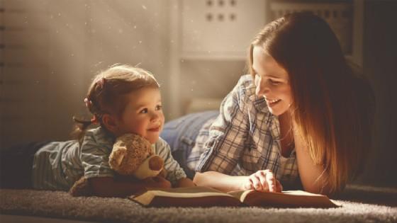 Quali libri leggere ai bambini da 0 a 36 mesi (© Evgeny Atamanenk | Shutterstock)