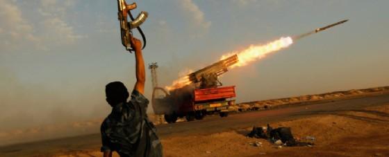 Guerra in Libia (© Shutterstock.com)