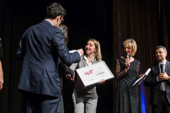 La premiazione (© Donna e Lavoro)