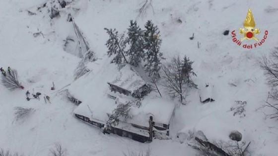 Hotel Rigopiano: Curcio, finora due vittime
