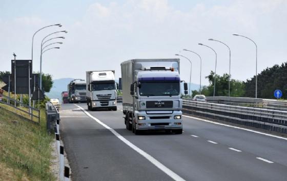 Interventi di manutenzione sulla A28 (© Autovie Venete)