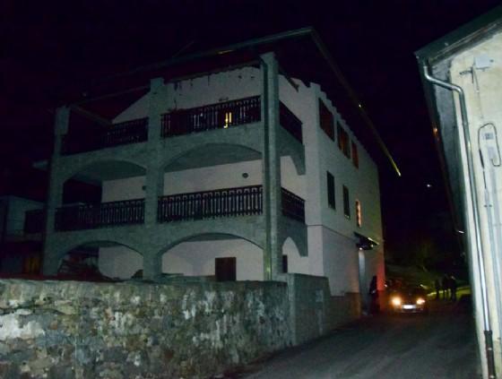 L'abitazione dove è avvenuta la tragedia (© Diario di Biella (M))