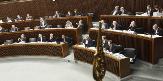 Il Consiglio regionale del Fvg (© Regione Friuli Venezia Giulia)
