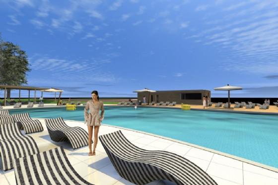 Disegnata la piscina del futuro sar a impatto zero - Piscina di tavagnacco ...