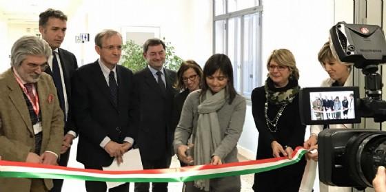 L'inaugurazione del nuovo Cap di Cividale (© Regione Fvg)