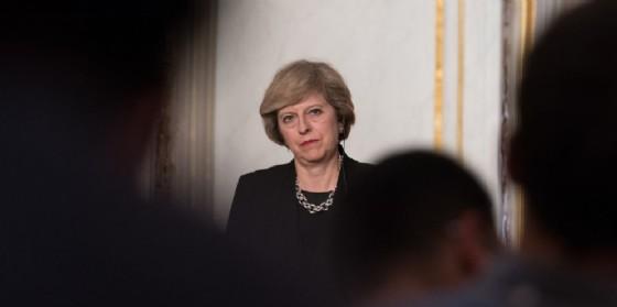 La premier britannica Theresa May. (© Frederic Legrand COMEO / Shutterstock.com)